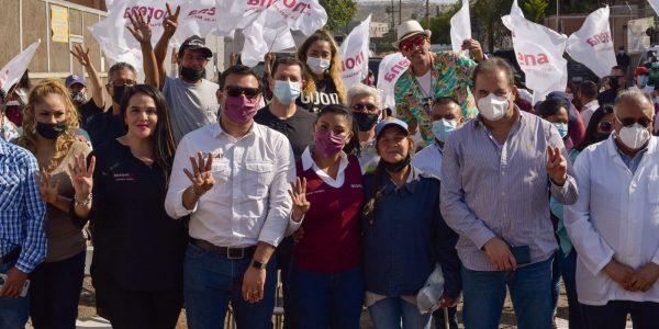 Ofrece Montserrat respaldo a clase trabajadora