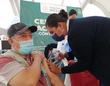 Iniciará el martes vacunación de adultos de 50 a 59 años en Cosío, Rincón de Romos y SJG