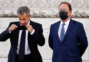 Francia: fiscalía exige seis meses de cárcel para el expresidente Nicolas Sarkozy
