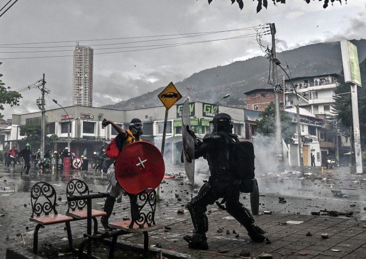 Colombia: Amnistía Internacional exige a la OEA no guardar silencio ante crisis de derechos humanos