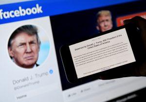 Trump es suspendido de Facebook por dos años; 'es un insulto a mis votantes', responde