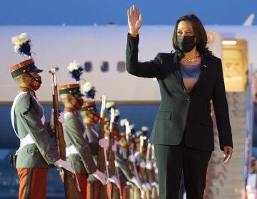 EU: Kamala Harris llega a Guatemala para abordar tema migratorio y lucha contra la corrupción