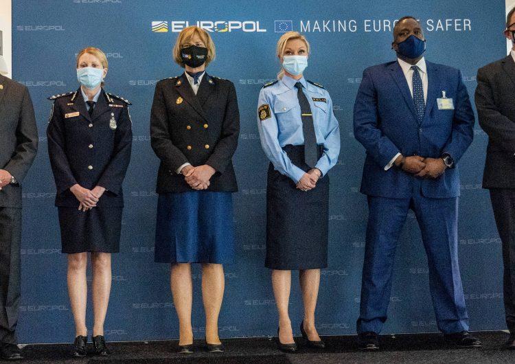 Europol: más de 800 detenidos en operativo mundial contra el crimen organizado