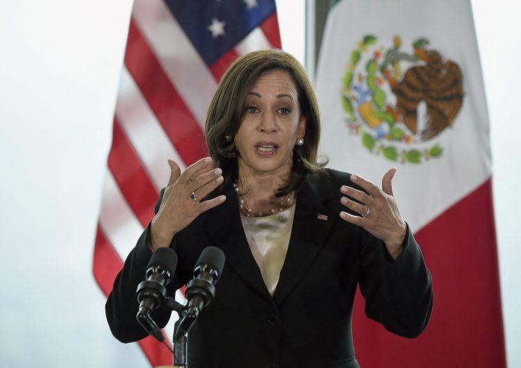 Kamala Harris visitará frontera de EU con México
