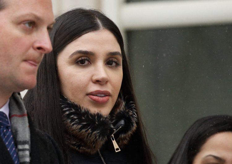 Emma Coronel se declara culpable en EU de narcotráfico y lavado de dinero