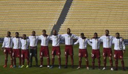 Delegación de Venezuela, con 12 miembros con covid previo a…