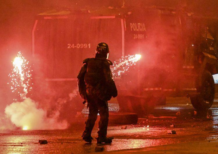 Colombia: 70 personas han sido asesinadas durante las manifestaciones, informa Indepaz