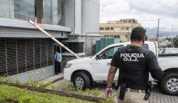 Costa Rica: allanan Casa Presidencial en operación para desmantelar supuesta…