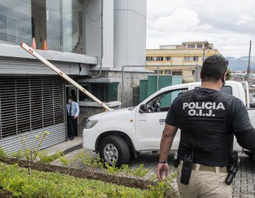 Costa Rica: allanan Casa Presidencial en operación para desmantelar supuesta red de sobornos