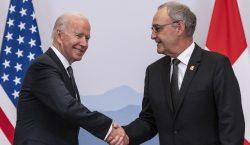 UE y EU extienden tregua arancelaria; Biden propone replicar estos…