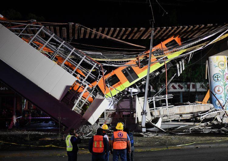 CDMX: Carlos Slim pagará la reconstrucción del tramo colapsado de línea 12 del metro