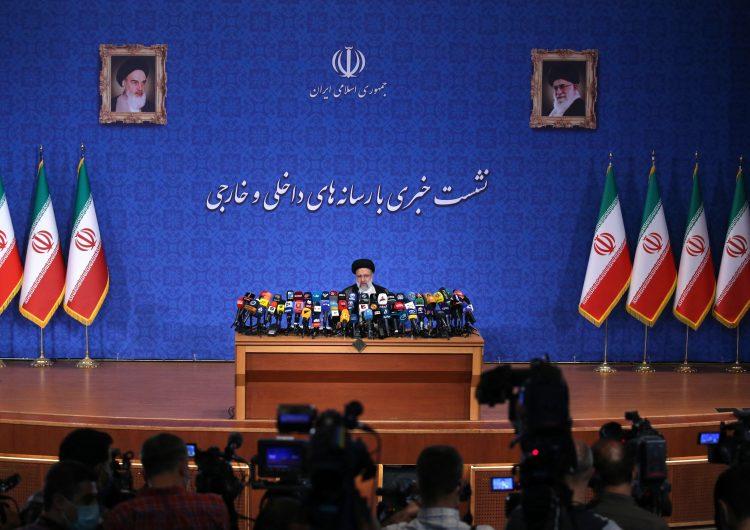 Futuro presidente de Irán se niega a reunirse con Joe Biden
