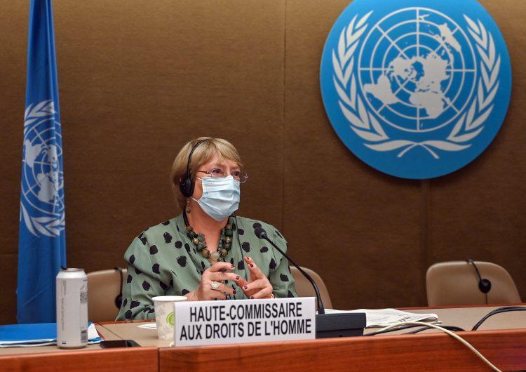 Bachelet denuncia ante la ONU los 'más graves retrocesos nunca antes vistos' en derechos humanos