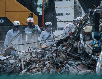 10 muertos y 151 desaparecidos, el saldo hasta ahora por derrumbe en edificio de Florida