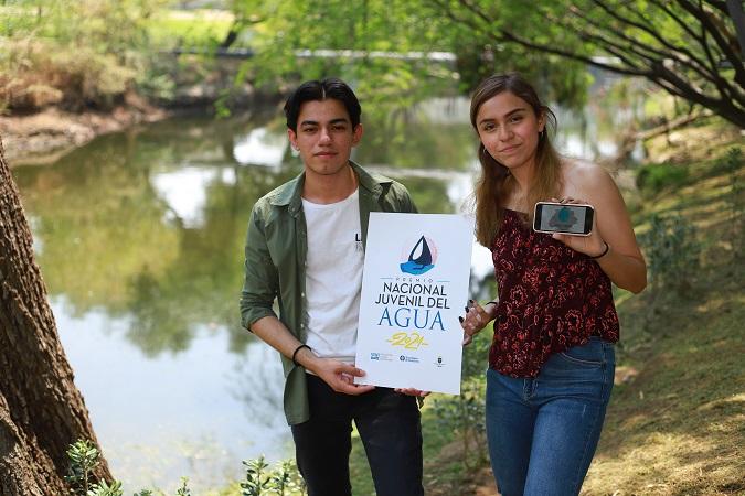 Estudiantes de bachillerto de la UAA ganan segundo lugar en Premio Nacional del Agua 2021