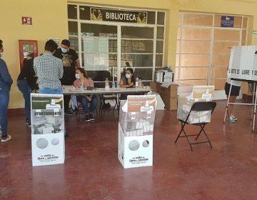 Retrasan instalación de casillas electorales en Aguascalientes