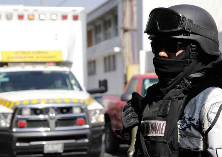 En Puebla, desplegarán 3 mil elementos de la Guardia Nacional por elecciones
