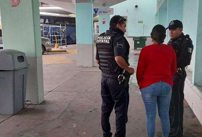 Ubican en Aguascalientes a mujer desaparecida en Zacatecas