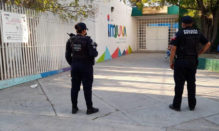 Reporta Secretaría de Seguridad Pública Estatal saldo blanco en jornada electoral