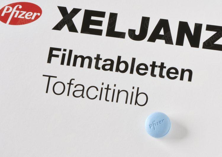 Tofacitinib Pfizer
