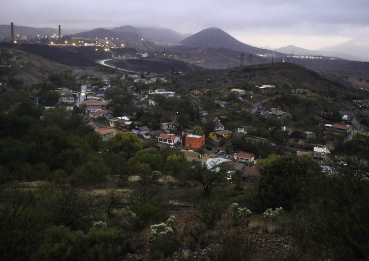 Buenavista del Cobre, la mina que se come a Cananea