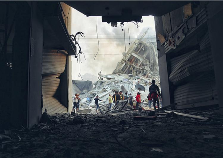 OMS exige acceso sin obstáculos a la ayuda médica para 200,000 personas en la Franja de Gaza