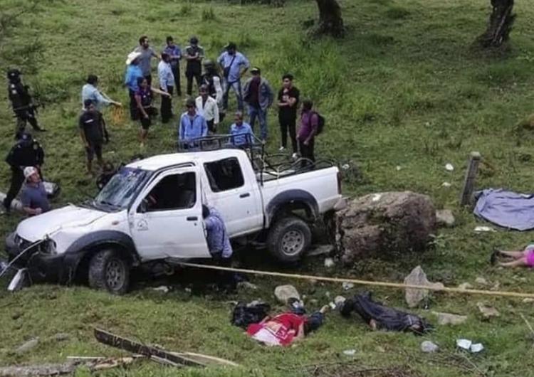 Chiapas: asesinan a cinco personas durante traslado de paquetería electoral