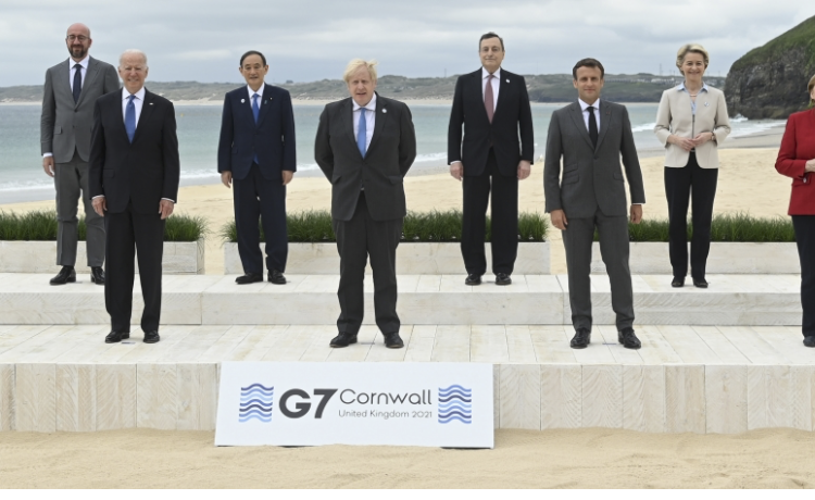 El G7 exige a la OMS un estudio más profundo sobre los orígenes del covid-19 en China