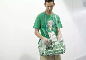 En los Juegos Olímpicos regalarán 150,000 condones a los atletas, pero no deben usarlos