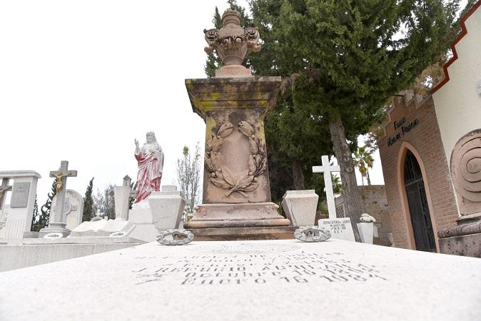 Este lunes reabrirán los panteones municipales en Aguascalientes