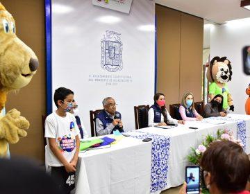 Invita municipio de Aguascalientes a cursos de verano