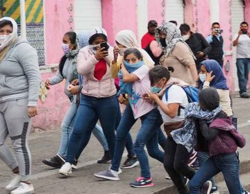 Se desalojó a normalistas de Tételes de Avila Castillo conforme a derecho: Barbosa