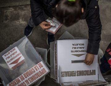 El partido oficialista de México recibe duro golpe en las elecciones legislativas