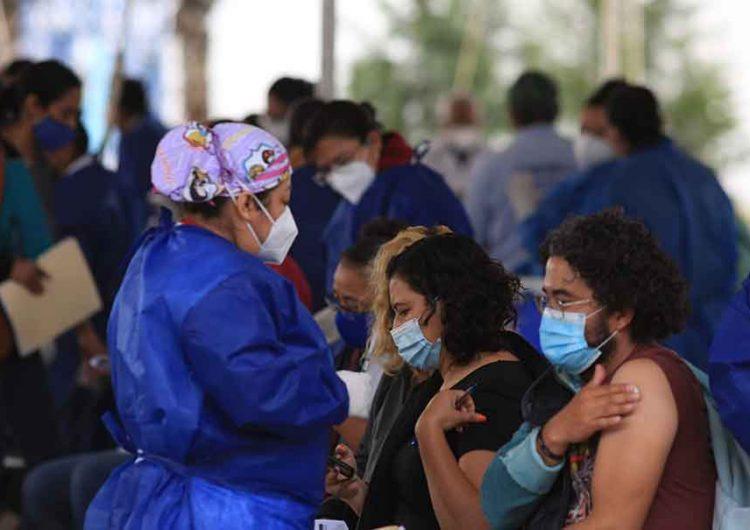 En Puebla, Salud pide a capitalinos no acudir a vacunarse en municipios conurbados