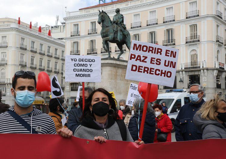 Ley de eutanasia entra en vigor en España