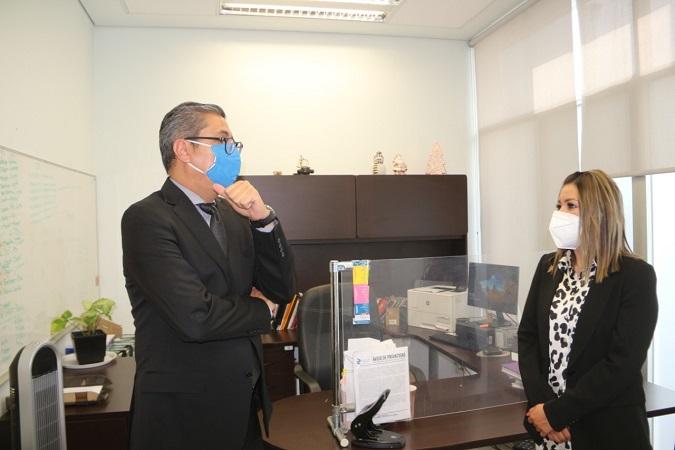 Nombran a nueva coordinadora del Centro de Justicia para Mujeres de Aguascalientes