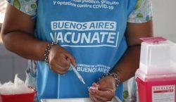 Argentina aprueba el uso de la vacuna Convidecia del laborarorio…