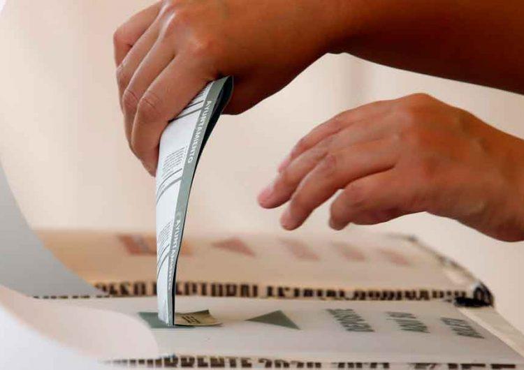 Gran afluencia de poblanos en estas votaciones, 55.82 %