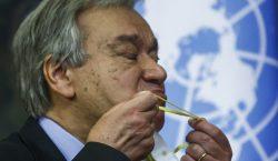 Antonio Guterres es confirmado para un segundo mandato al frente…