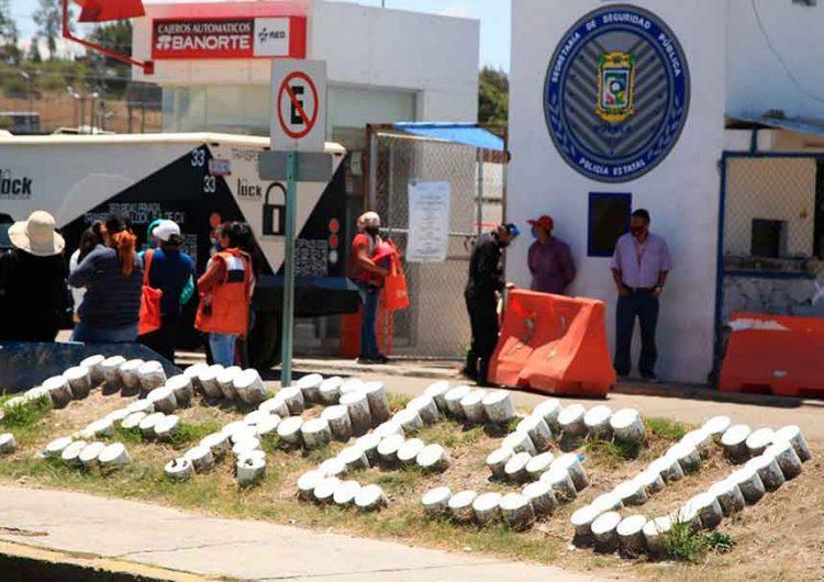 """17 detenidos por la fuga de """"El Pirulí"""" del cereso de San Miguel en Puebla"""