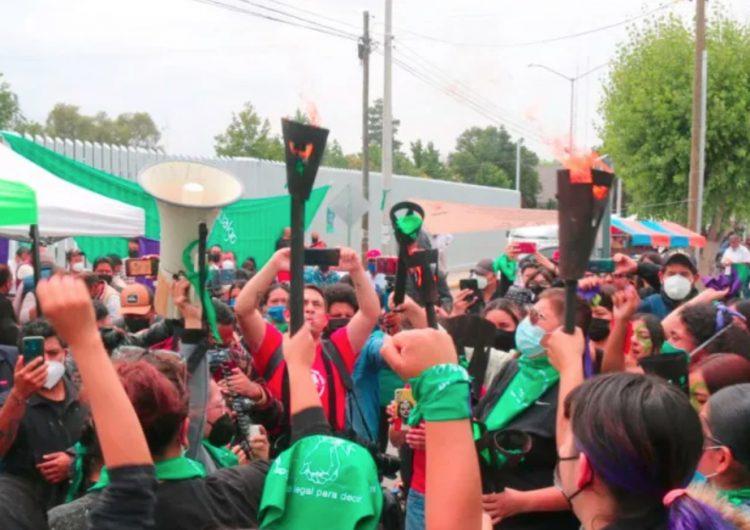 Hidalgo se suma a la legalización del aborto; tres estados de México lo han despenalizado