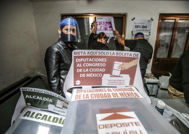 Instituto Nacional Electoral llama a respetar los resultados de la elección