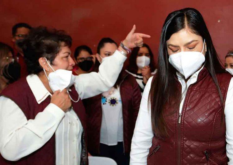La reelección aún no es bien vista, la alcaldesa Claudia Rivera entrega la capital
