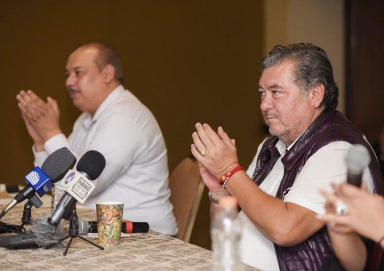 Líder morenista se suma a campaña de Hank Rhon