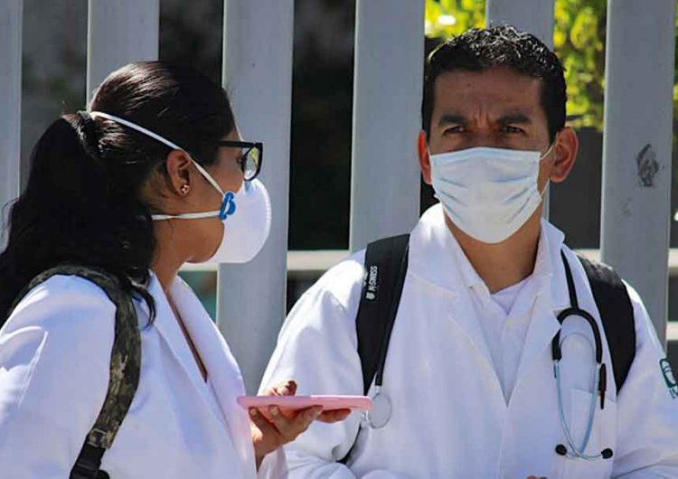 Personal contratado para atender pandemia Covid en Puebla mantendrán sus contratos