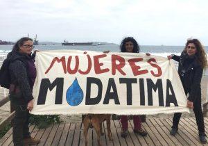 La lucha de las Mujeres Modatima en Chile es vital, igual que el agua que defienden