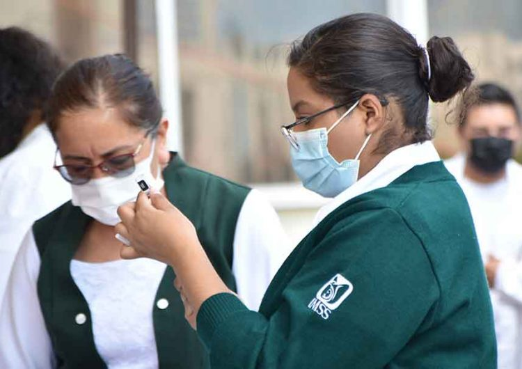 En Puebla capital no hay vacunas anti Covid para personas de 40 a 49 años