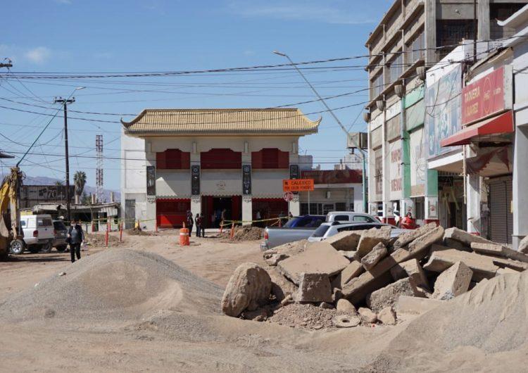 En mal estado, con humedad y hasta termitas, así operaba el Museo Wok en Mexicali