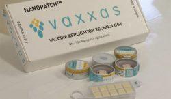Científicos desarrollan método libre de aguja para administrar la vacuna anticovid