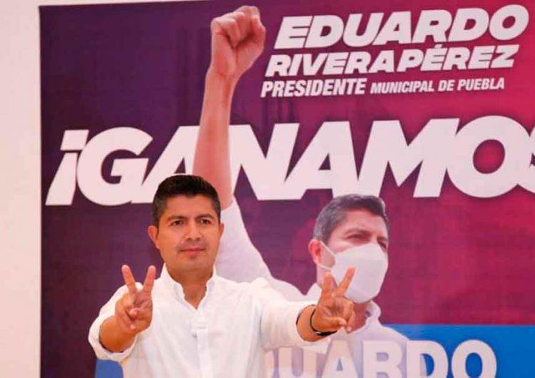 Gobernador Barbosa reconoció triunfo de Eduardo Rivera sobre Morena en Puebla